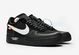 Image 07 Lv8 Where To Buy The Offwhite Nike Air Force In Black Sneaker News Offwhite Nike Air Force Black Store List Sneakernewscom