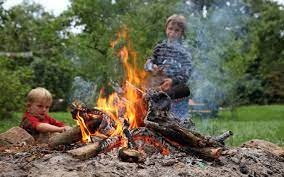 A Step By Step Guide To Building A Bonfire Without Wrecking The Garden The Telegraph