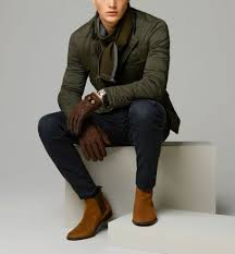 Williams created his first elastic sided men's boots. 21 Cool Men Outfit Ideas With Chelsea Boots Styleoholic