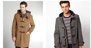 mens winter coats 2018 duffle coats