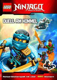 LEGO® NINJAGO TM Duell am Himmel Buch versandkostenfrei bei Weltbild.de  bestellen