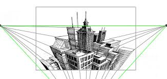 perspective drawings of buildings. Discover Essential Techniques That Will Instantly Improve Your Next Piece When You Get Craftsy\u0027s Free PDF Guide, How To Draw With Perspective Drawings Of Buildings