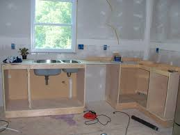 71 creative sophisticated how to build base cabinets for garage kitchen cabinet doors plywood construction plans diy with glass making from smoker