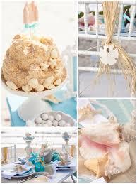 Beach Themed Bridal Shower Centerpieces Amazing Invitation
