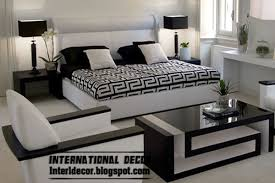 black or white furniture. classy black and white furniture stylish decoration modern bedroom or k