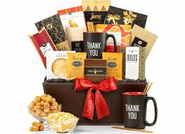 thank you gift ideas food basket