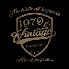 Schürzen Jahrgang 1979 Lustige Sprüche Grillschürze Geschenk 40