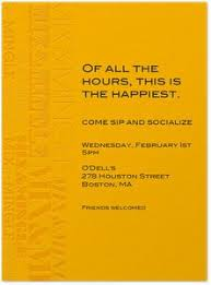 Work Happy Hour Invite Wording Happy Hour Invitation Wording Rome Fontanacountryinn Com
