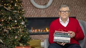 Bill Gates Recommends These Five Books For 2020, 'A Lousy Year'