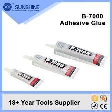 pvc sheet glue original b7000 all purpose strong glue for electronic component pvc