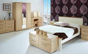 Maple Bedroom Furniture Sherwood Range