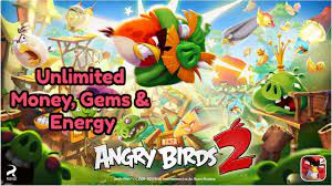 Angry Birds 2 Unlimited Money and Gems Mod No Root | Angry birds, Posters,  The originals