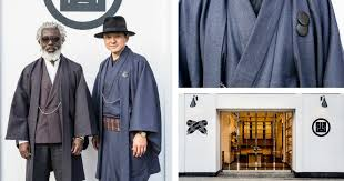 T-Kimono: Scandinavian Style Meets Japanese Traditional Clothing ...