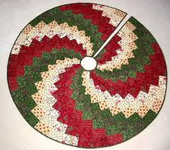 Try My Christmas Quilt Patterns | Tree skirts, Christmas tree and ... & Take a peek at this swirling bargello-like Christmas tree skirt that was  sewn in Adamdwight.com