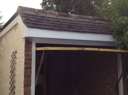garage roof repair. flat garage roof repair u0026 replacement with an epdm rubber roofing membrane i