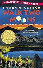 walk two moons sharon creech