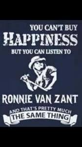 Ronnie Van Zant Quotes Custom Pin By Bobby McAnnally On Lynyrd Skynyrd Pinterest Ronnie Van
