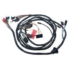 cj classics mustang headlight wiring harness usa made without gm wiring harness cj classics headlight wiring harness usa made without tachometer and fog lights 1968