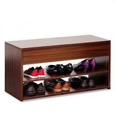 shoe organizer furniture. furinno fnaj11046 boyate shoe storage hallway bench walnut organizer furniture e