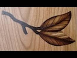 Wood Inlay Patterns Magnificent RouterBased Inlay YouTube