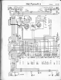 auto wiring diagram  1960 plymouth valiant wiring diagram