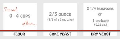 Bread Baking Basics Yeast My Kitchen Addiction