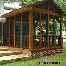 screened in porch plans. Enjoy Screened Porch Design Ideas In Plans