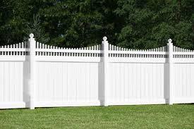 Vinyl Picket Fence Panels Brown BITDIGEST Design Types Of In Styles