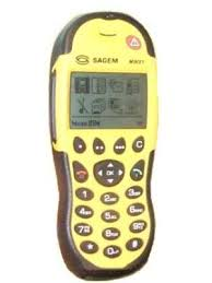 Sagem MW X1 Specs - Technopat Database