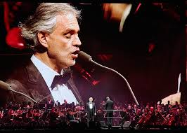 andrea bocelli spectacular at madison square garden in new york