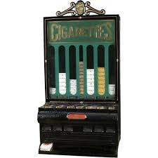 Rowe Cigarette Vending Machine