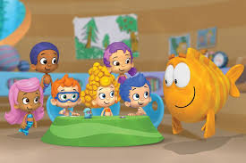 popular tv shows for kids. bubble guppies and mr. grouper popular tv shows for kids