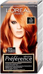 Barva Na Vlasy Mango Intenzivní Měděná 74 174 Ml