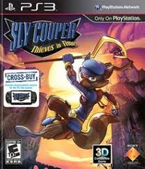 In Thieves Sly - Cooper Wikipedia Time