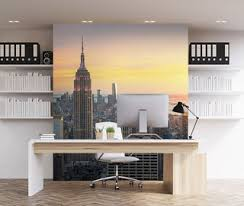 Office wall papers Kitchen Beauty In The Heights Office Wallpaper Mural Photo Wallpapers Demural Unsplash Photo Wallpapers For Office Demural