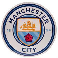 Manchester City Crest Sticker MC-G124