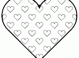 Small Picture valentines day hearts coloring pages wwwbloomscentercom