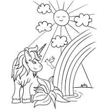 Cute kawaii unicorn cat mermaid ice cream. Top 50 Free Printable Unicorn Coloring Pages