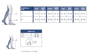 4 Ulcer X Sigvaris Uk Sigvaris Compression Stockings Size