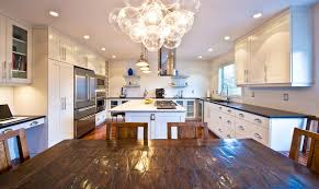 10 modern globe chandeliers and pendant lights open space kitchen bubs chandelier