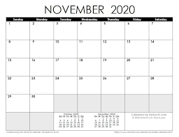 2020 Calendar Templates And August 2020 Calendar Pages