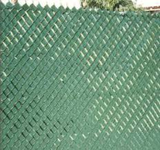 Contemporary Chain Link Fence Slats Highslide Js Throughout Design Decorating