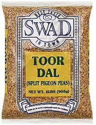 swad toor dal