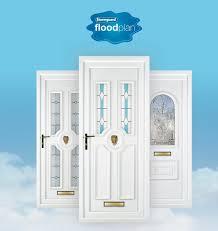 Waterproof Door and Barrier