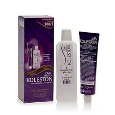 wella koleston hair color 306 7 chocolate brown in stan wella koleston hair color 306 7 chocolate brown 100ml iping pk