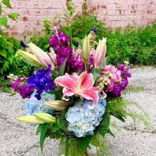 florist in tulsa flower delivery a perfect arrangement when you need something a little colorful