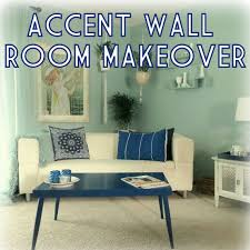 Accent Wall In Living Room how to make over a room with an accent wall plus my living room 7309 by xevi.us