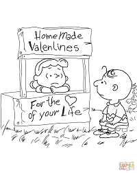 Free Printable Valentine Day Coloring Pages 29090