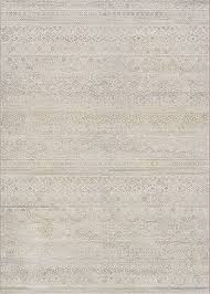 easton 6822 6575 capella ivory light grey area rug by couristan