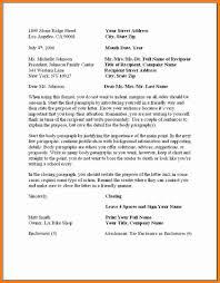 7 Letter Format For Formal Letter Ledger Paper